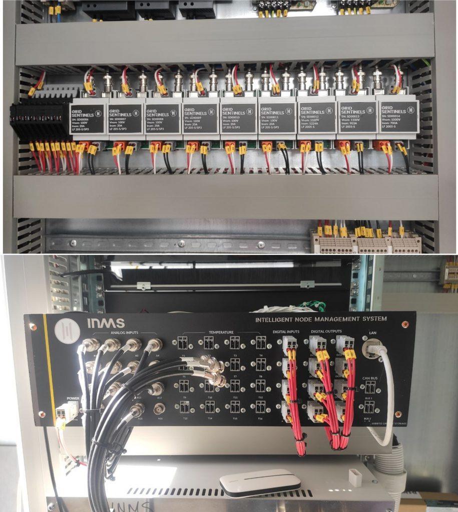Sistemas de gestión de almacenamiento inteligente INMS®