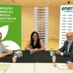 mesa presentación comunidad energética agrícola de montixelvo